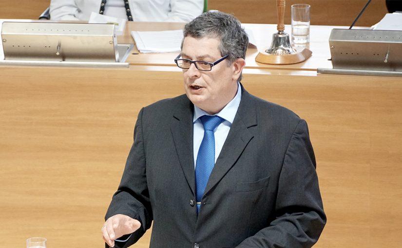 Hütter ist neuer AfD-Finanzchef