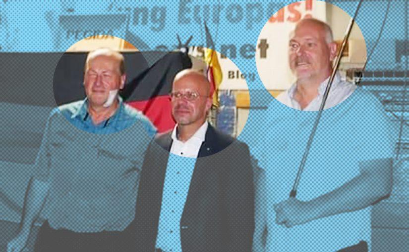 "Kalbitz bei Pegida: ""Im Moment"" keine andere Partei"